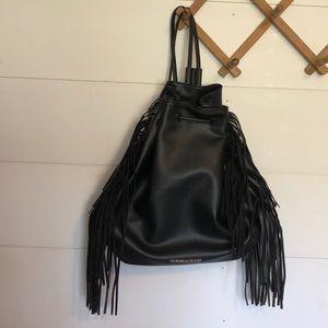 Victoria's Secret backpack duffel